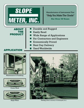 Slope Meter.pdf - Accurate Instruments