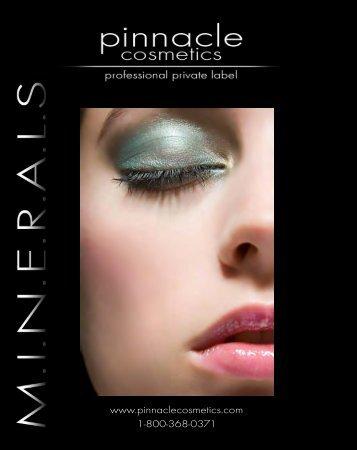 Mineral Catalogue - Blossom Graphic Design