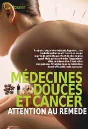 ATTENTION AU REMÈDE - Ligue-cancer83.net