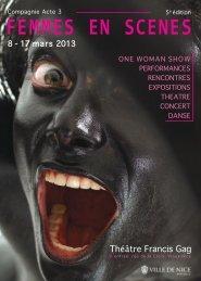 télécharger le programme - Femmes3000 Côte d'Azur