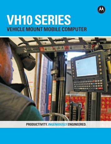 VH10 Product Brochure - Motorola Solutions