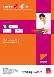 career@office - bei der Adecco Personaldienstleistungen GmbH!