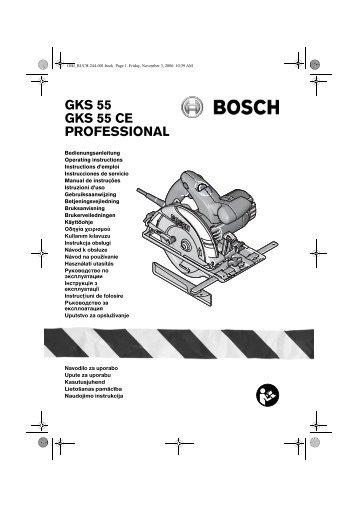 GKS 55 GKS 55 CE PROFESSIONAL - ROTOPINO