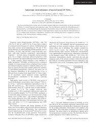 Anisotropic electrodynamics of layered metal 2H-NbSe2