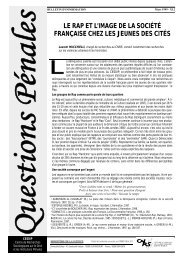 2. Mars 1999 - Cesdip