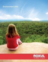 Environment 2009 - Roxul