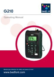 Manual Download - Bedfont Scientific