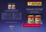 Jotamastic Smartpack - SML Marine Paints