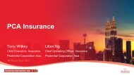 PCA Insurance