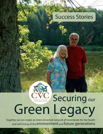Land Securement Success Stories - Credit Valley Conservation
