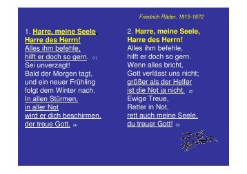 PSALM_27_Aus der Schatzkammer Davids - Bibelgemeinde-Bremen