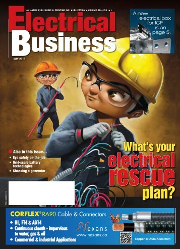What's your - Electrical Business Magazine
