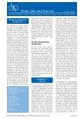 dmp Newsletter 07/2013 - Derra, Meyer & Partner - Page 4
