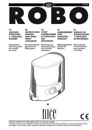 ROBO ISTRO_4865 Rev.10 - Nice-service.com