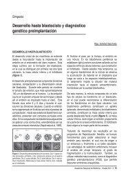 Desarrollo hasta blastocisto y diagnóstico genético preimplantación