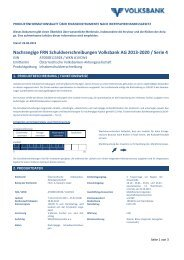 AT000B115928 Produktinformationsblatt - Volksbank AG