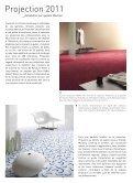 Vorwerk Teppich présente Projection 2011 : - Page 2