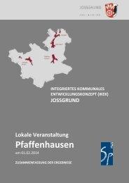 Pfaffenhausen - Jossgrund