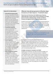 App für Ihr Unternehmen - EDV Service GmbH Putbus