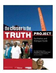 Facilitation and Dialogue Guide - Active Voice