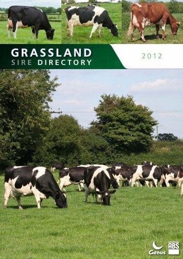 GRASSLAND - Genus UK website