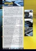 BARRE PORTATUTTO Roof bars Barres aerodynamiques ... - Farad - Page 5