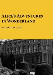 Alices Adventures in Wonderland - Planet eBook