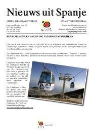 Nieuws uit Spanje - Spain