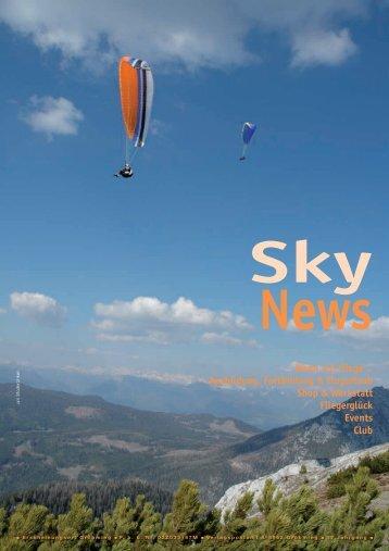 Sky News 2008/1 - Sky Club Austria