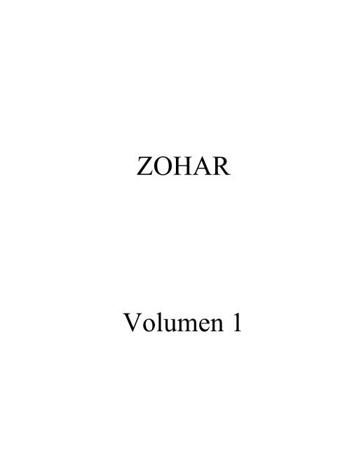 Zohar 5 tomos.pdf