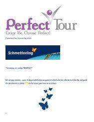 Descarca manualul de utilizare - Parteneri – Perfect Tour