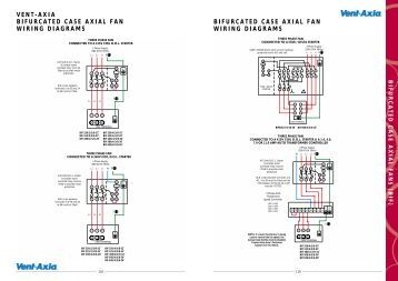 Wiring Diagrams - Vent-Axia