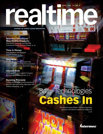 Cashes In - Gamma Solutions