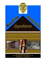 Booklet Pages 1-22.pub - Diversified Product Inspections, Inc.