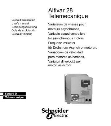 Catalogo telemecanique 2010