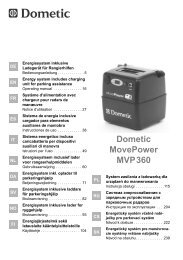 Dometic MovePower MVP360 - Waeco