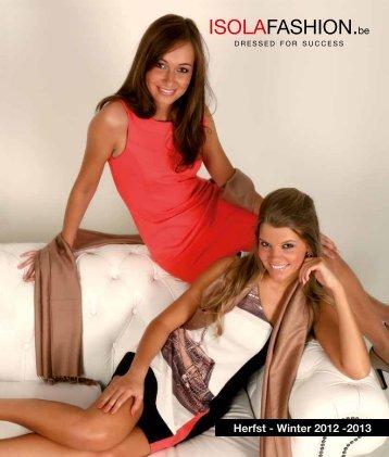 Herfst - Winter 2012 -2013 - Isola Fashion