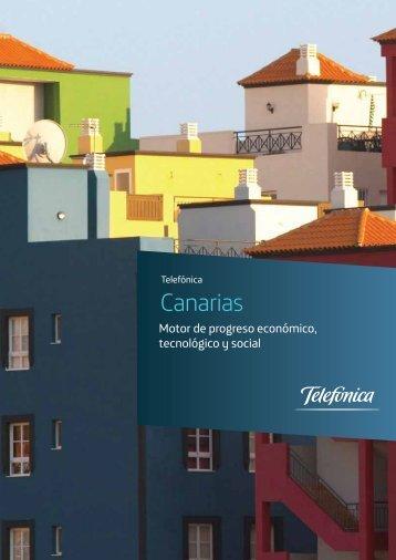 Canarias - Atlas de Telefónica