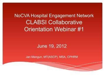 Presentation - North Carolina Quality Center