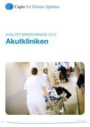 Resultat Akuten.pdf - Capio S:t Görans Sjukhus