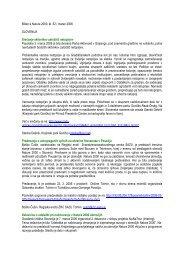 Bilten e Natura 2000, št. 52 / marec 2006 (pdf, 103 KB)