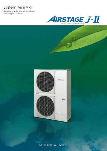 System Mini VRF - Klima-Therm