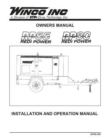 dca25usi hardy diesels and equipment inc rh yumpu com Operation and Maintenance Manual Gilbert Operation and Maintenance Manual Gilbert