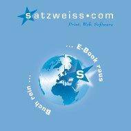 Buch re in ... ... E-Book ra u s - Satzweiss.com