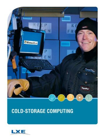 lxe cold-storage computing products - Gamma Solutions