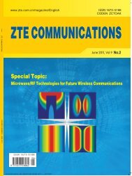 Special Topic: - ZTE