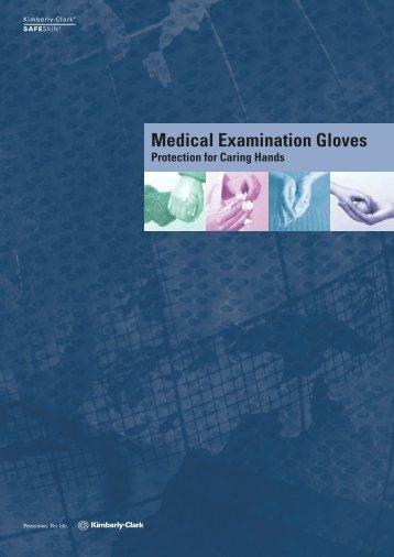 Medical Examination Gloves - Kimberly-Clark Health Care