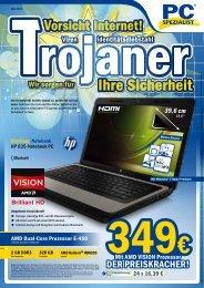 Monatsflyer März 2012 - PC Spezialist Moers