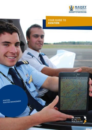 Your Guide to Aviation - Massey University