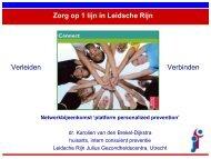Leidsche Rijn - Ketens & Netwerken